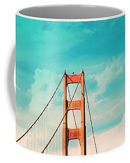 Retro Golden Gate - San Francisco Coffee Mug