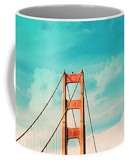 Retro Golden Gate - San Francisco Coffee Mug