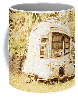 Retrod The Comic Caravan Coffee Mug