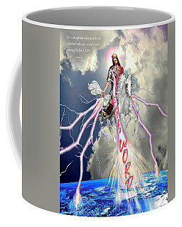 Return Of The King Of Kings Coffee Mug