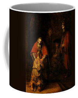 Return Of The Prodigal Son  Coffee Mug
