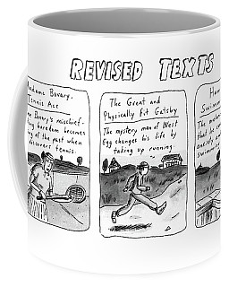 Revised Texts Coffee Mug
