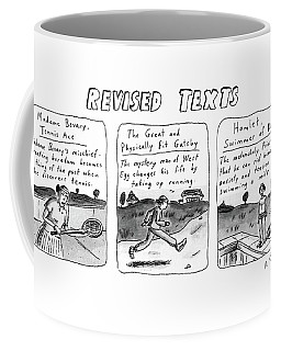 Revised Texts Coffee Mug