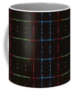 Rgb Network Coffee Mug