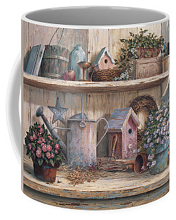 Rhapsody In Rose Coffee Mug