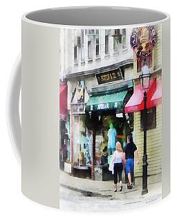 Rhode Island - Thames Street Newport Ri Coffee Mug