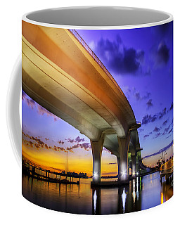 Ribbon In The Sky Coffee Mug by Marvin Spates