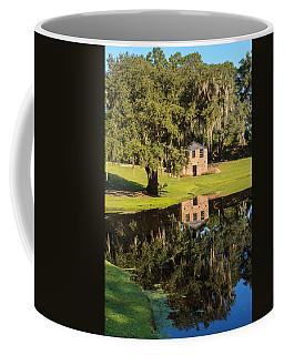 Rice Mill  Pond Reflection Coffee Mug