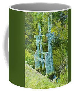 Rice Trunk - Faux Painting Coffee Mug
