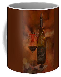 Rich And Luscious Coffee Mug by Carla Parris