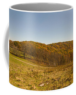 Rich Mountain Autumn Coffee Mug