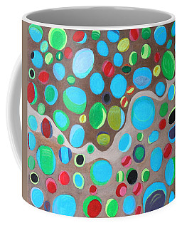 Riches Of People On Earth  Coffee Mug by Lorna Maza