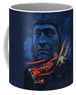 Richthofen And Brown Coffee Mug