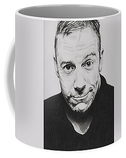 Rick Fortson - Rick Kills Pencils Coffee Mug