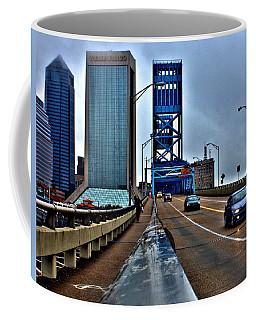 Ride The Rail Coffee Mug