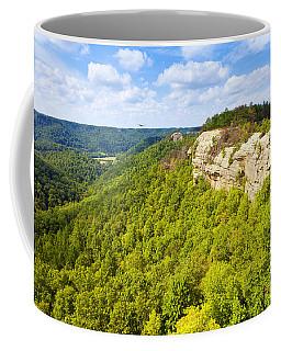 Ridge Top View Coffee Mug