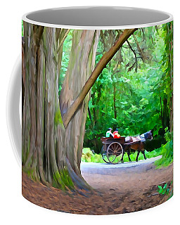 Riding In Style Coffee Mug