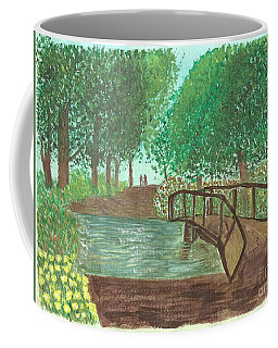 Riding Through The Woods Coffee Mug