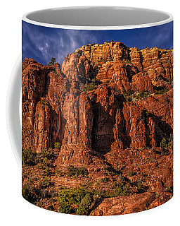 Right Here Right Now Coffee Mug