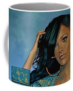 Rihanna Coffee Mugs