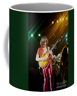 Rik Emmett Of Triumph At The Warfield Theater In San Francisco Coffee Mug