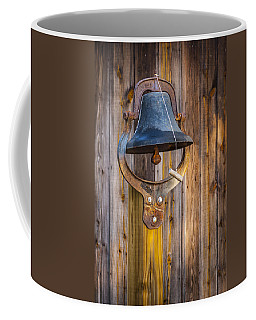 Coffee Mug featuring the photograph Ring My Tennessee Bell by Carolyn Marshall