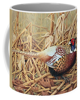 Ring-necked Pheasant Coffee Mug