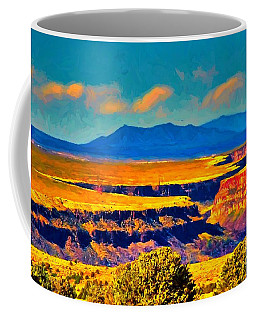 Rio Grande Gorge Lv Coffee Mug