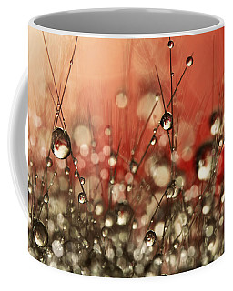 Riot Red Cactus Sparkles Coffee Mug