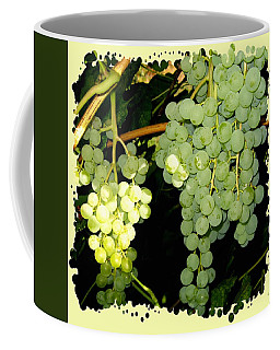 Coffee Mug featuring the photograph Ripe On The Vine by Will Borden