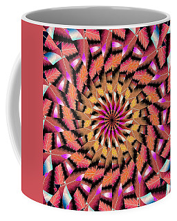 Rippled Source Kaleidoscope Coffee Mug