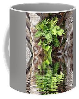 Ripples And Reflection Coffee Mug