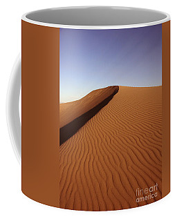 Ripples In The Sand Coffee Mug