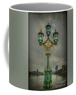 Rise Above City Coffee Mug