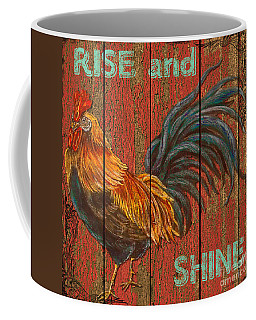 Rise And Shine Coffee Mug by Jean PLout