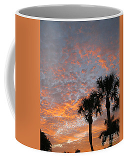 Rise And Shine. Florida. Morning Sky View Coffee Mug