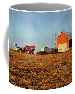 Coffee Mug featuring the photograph Rise And Shine by Viviana  Nadowski