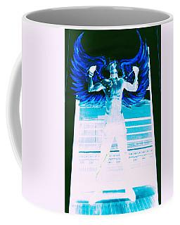 Rising Angel Coffee Mug