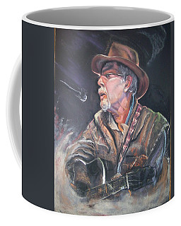Rising Out Of The Sands Of Time Coffee Mug