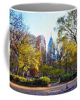 Rittenhouse Square In The Spring Coffee Mug