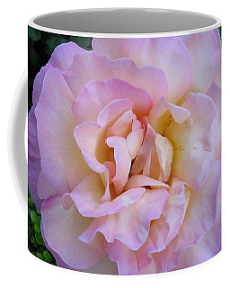 Ritzy Pink Rose Coffee Mug