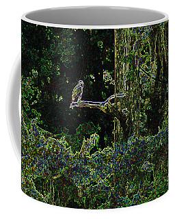 River Bird Of Prey Coffee Mug
