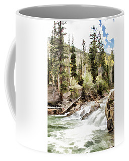 River Boulders Coffee Mug