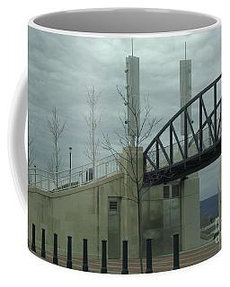 River Common Entry Coffee Mug by Christina Verdgeline