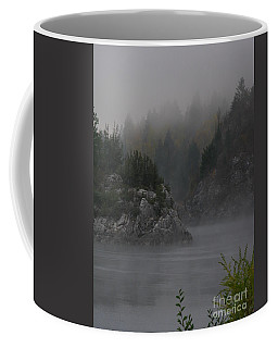 River Island Coffee Mug by Greg Patzer