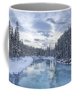 River Of Ice Coffee Mug