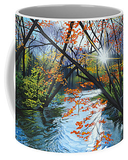 River Of Joy Coffee Mug