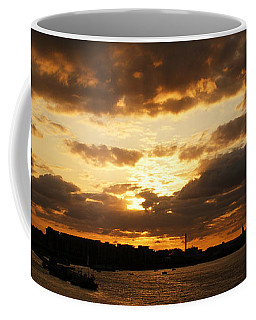 River Thames From Greenwich Coffee Mug