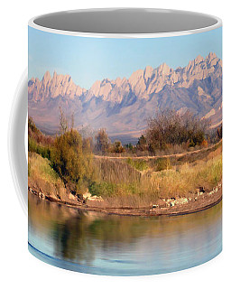 River View Mesilla Panorama Coffee Mug