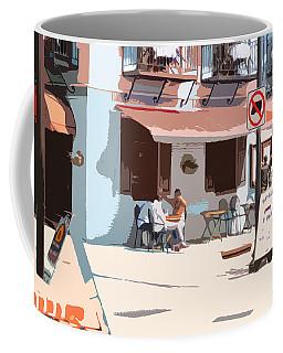 Riverboat Landing Coffee Mug